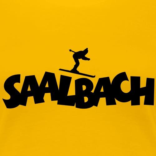 Saalbach Ski Down