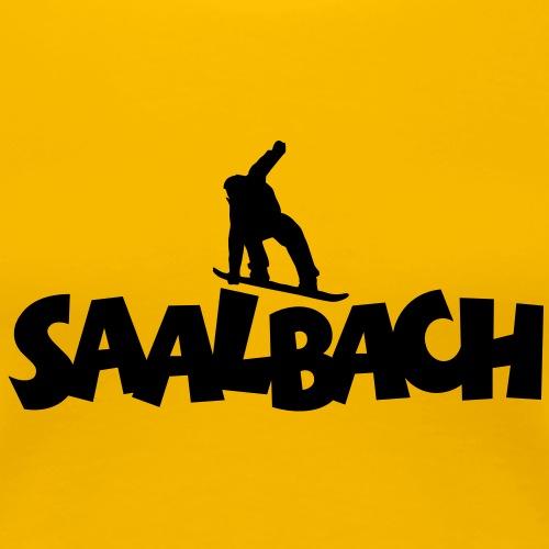 Saalbach Snowboard