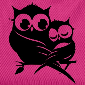 two owls on a branch Bags & Backpacks - Kids' Backpack
