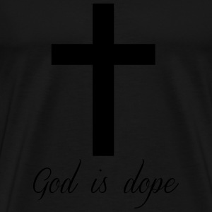God is  T-Shirts - Men's Premium T-Shirt