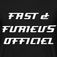 Design ~ fast and furieus officiel