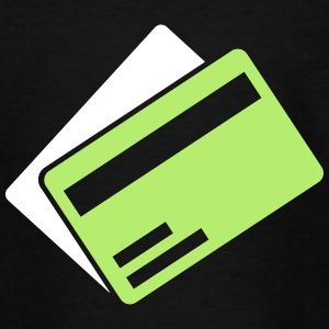 Credit card Shirts - Teenage T-shirt