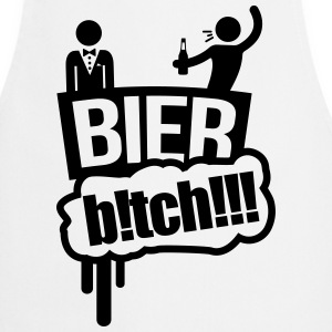Beer dude!  Aprons - Cooking Apron