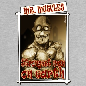 Tee shirt Mr. Muscles - T-shirt Bébé