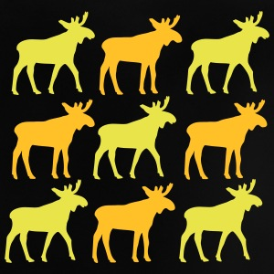 Nine Elk vector Shirts - Baby T-Shirt