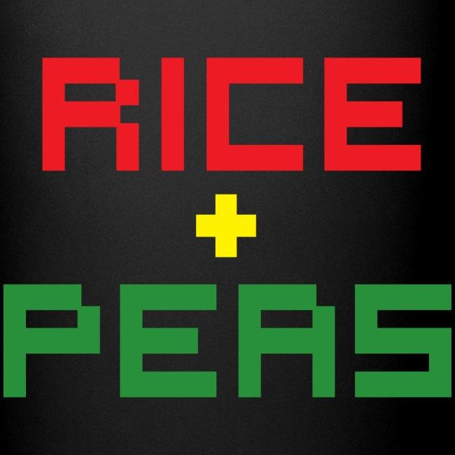Mug Rasta Rice + Pease