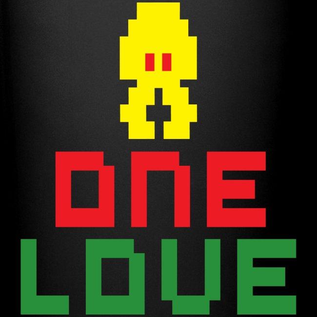 Mug Jahtari One Love