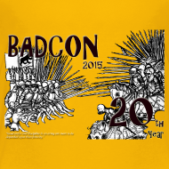 Design ~ BADcon 2015 20th year - teenage
