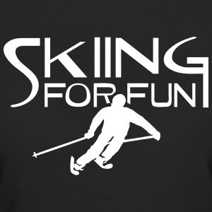 ski resort skies ski area skiing T-Shirts - Women's Organic T-shirt