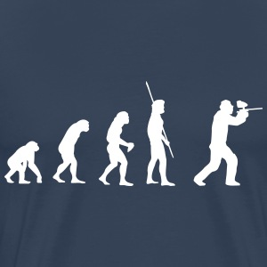 Evolution Paintball T-shirts - Premium-T-shirt herr