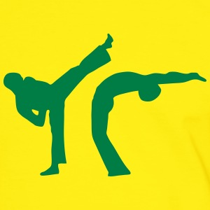 capoeira Tee shirts - T-shirt contraste Homme