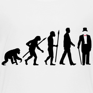 evolution_of_man_gentleman_112014_a_2c T-Shirts - Teenager Premium T-Shirt