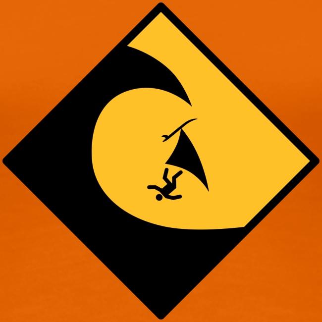 Danger High Surf