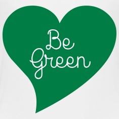 Be Green T-shirts