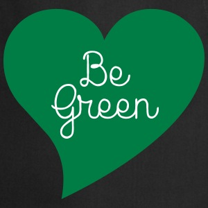 Be Green  Aprons - Cooking Apron