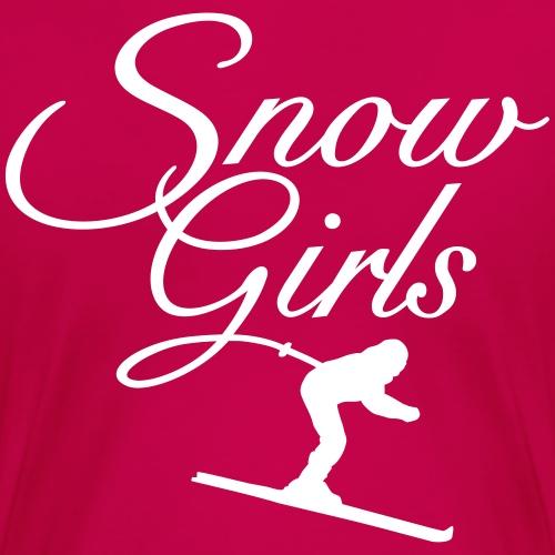 Snowgirls Klassisch Ski
