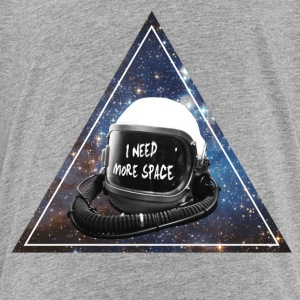 I need more space - Børne premium T-shirt