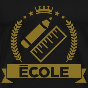 Ecole Tee shirts - T-shirt Premium Homme