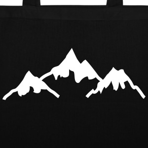 mountains Bags & Backpacks - Tote Bag