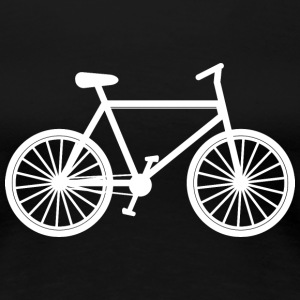 bike T-Shirts - Women's Premium T-Shirt