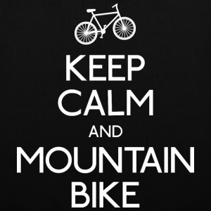 keep calm mountain bike holde roen mountainbike Tasker & rygsække - Mulepose