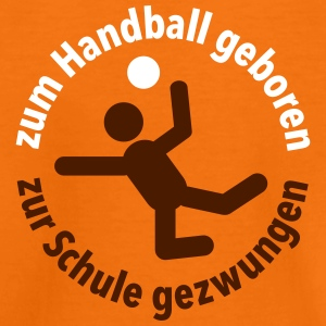 Kinder T-Shirt Handball Verein Schule Play Trainin - Kinder Premium T-Shirt