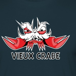 vieux crabe - T-shirt Homme