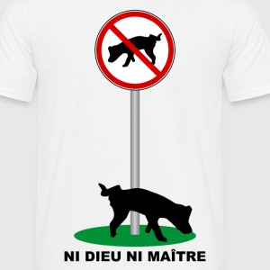 Humour Canin Tee shirts - T-shirt Homme