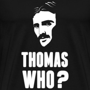 Tesla - Thomas Who ? - T-shirt Premium Homme