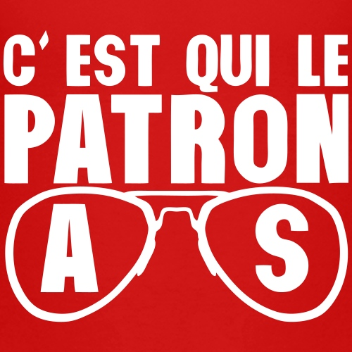 c est qui le patron lunette as poker
