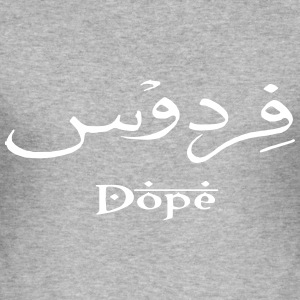 paradisedope T-shirts - slim fit T-shirt