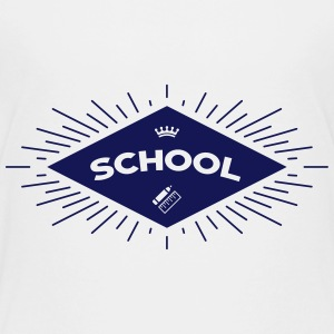 School Shirts - Teenage Premium T-Shirt
