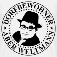 Motiv ~ FRIEDEL - Dorfbewohner, aber Weltmann