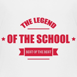 The Legend of the School Shirts - Kids' Premium T-Shirt