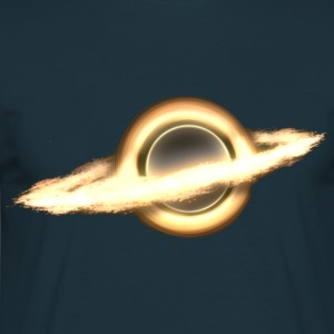 Black Hole, Infinity, Outer Space, Science Fiction T-shirts - Mannen T-shirt