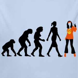 evolution_of_woman_hippie_112014_b_3c Pullover & Hoodies - Baby Bio-Langarm-Body