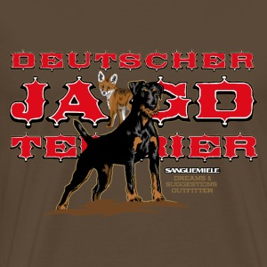 jagd and fox T-Shirts - Men's Premium T-Shirt