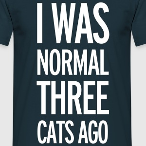 Cats T-shirts - Mannen T-shirt