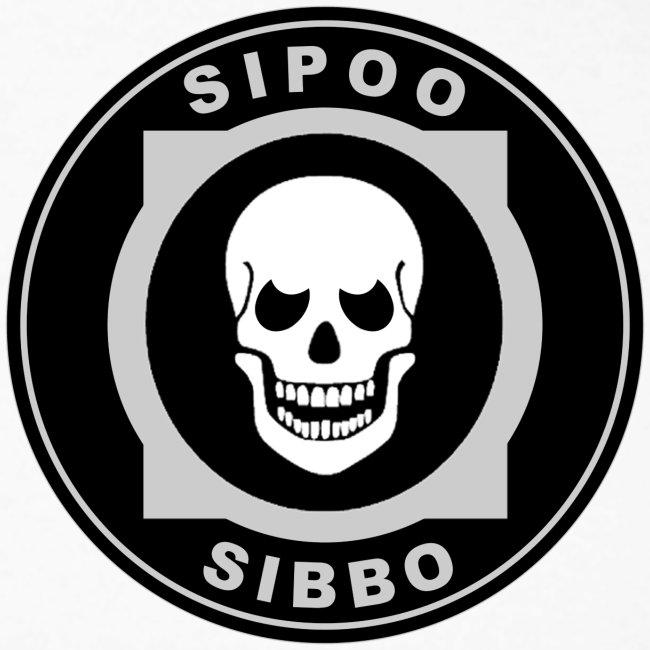 Sibbo - Sipoo pitkähihainen pääkallopaita