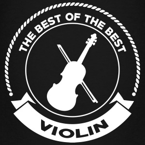 Violin T-shirts - Teenager premium T-shirt