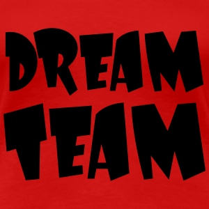 Dream Team T-shirts - Premium-T-shirt dam