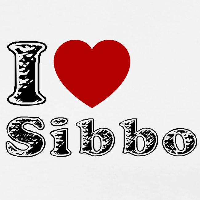 I love Sibbo