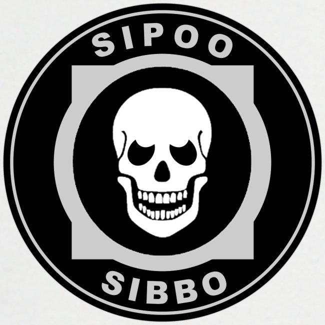 Sibbo - Sipoo lyhythihainen pääkallopaita