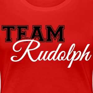 Team Rudolph T-Shirts - Frauen Premium T-Shirt