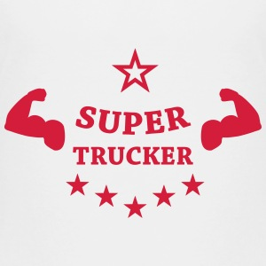 Super Trucker T-Shirts - Teenager Premium T-Shirt