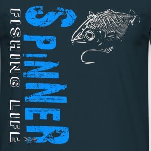 Fishing Spinner T-Shirts - Männer T-Shirt
