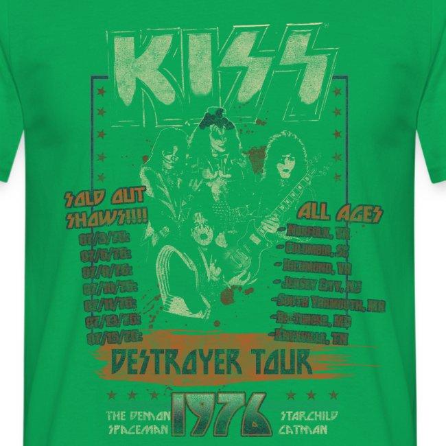 Destroyer Tour