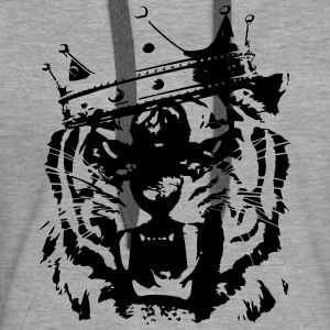 Tiger king Hoodies & Sweatshirts - Women's Premium Hoodie