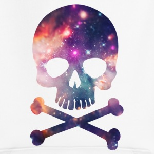 Pink / Purple Universe - Space - Galaxy Skull Hoodies - Kids' Premium Hoodie