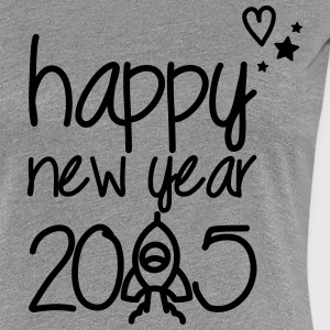 Happy new year 2015 T-Shirts - Frauen Premium T-Shirt